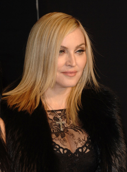Madonna is working on her new album expected in 2011-2012