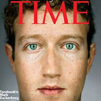 Mark Zuckerberg is Time&#8217;s Person Of The Year 2010