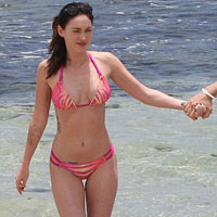 Megan Fox opens new bikini season in Hawaii