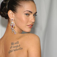 Worst Celebrity Tattoos