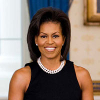 Michelle Obama is Worlds Most Powerful Woman 2010