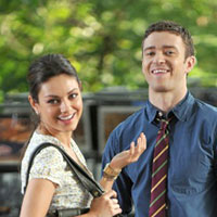Mila Kunis is NOT responsible for Justin Timberlake/ Jessica Biel split