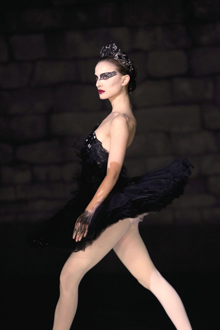 Natalie Portman had a dancing double in 'Black Swan'