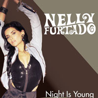 Listen to Nelly Furtado&#8217;s new single Night Is Young