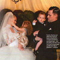 Nicole Richie &#038; Joel Madden&#8217;s wedding album