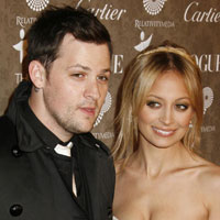 Nicole Richie and Joel Madden are getting married today!