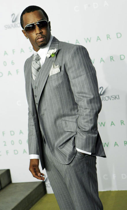 Celebrities that spend most on birthdays - Sean P Diddy Combs