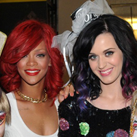 2010 MTV EMA nominees  Lady GaGa, Katy Perry &#038; Rihanna lead the list