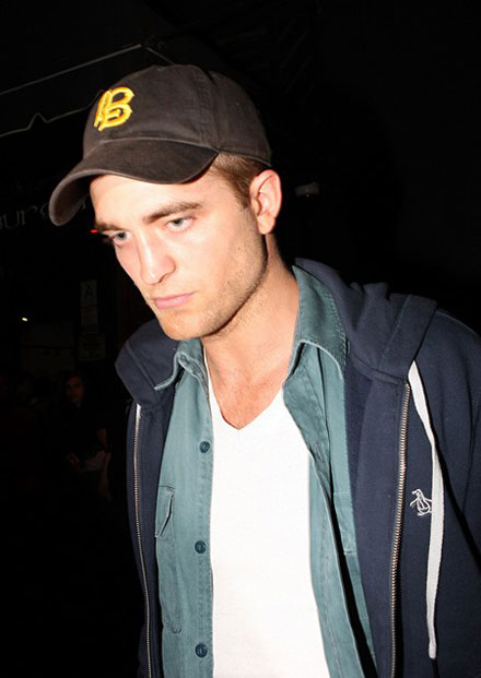 Robert Pattinson takes Kristen Stewart on a date in Hollywood