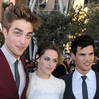 &#8216;Twilight Saga: Eclipse&#8217; LA premiere