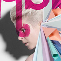 Robyn's new album Body Talk PT 2 available Today!
