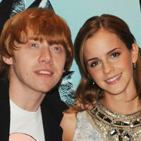 Harry Potter's Emma Watson & Rupert Grint are the highest-earning on-screen couple