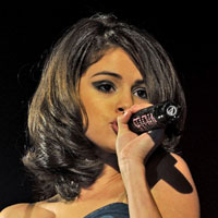 Parachute gals: Selena Gomez vs. Cheryl Cole