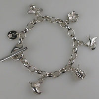 Massive Selection of Designer Charm Bracelets