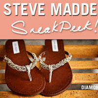 30% off spring styles at Steve Madden