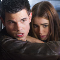 Taylor Lautner-starring Abduction debuts first trailer