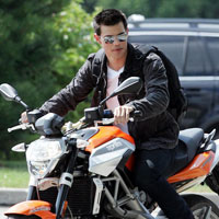 Top 7 celebrities who love motorcycles