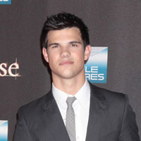 Taylor Lautner is a diva