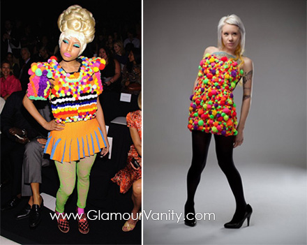 Young Designer Claims Nicki Minaj Copied Her Designs For That Colorful Top