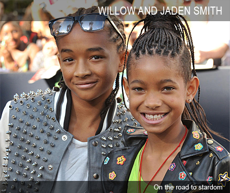 Willow Smith & Jaden Smith