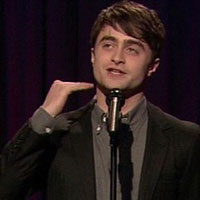 Daniel Radcliffe should never do stand-up comedy again