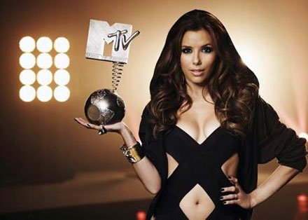 Eva Longoria will host 2010 MTV EMA